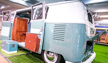 New for 2015, We have a fleet of Classic (Vintage) VW Camper Vans and Volkswagen beach wagons for hire, which can be used for a day out at the beach, a VW holiday experience as well as for prom and wedding vehicles.